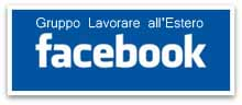 lavorare all'estero su facebook